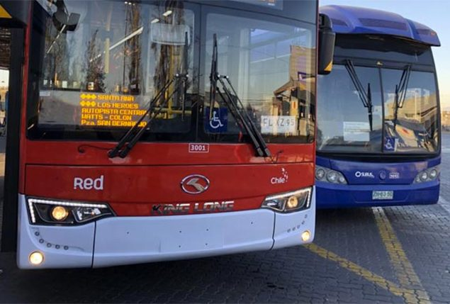 Learn about changes in routes and bus renewal